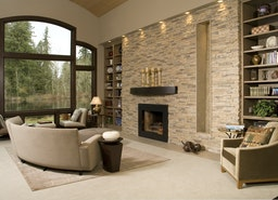 Interior Stone Veneer for Fireplaces