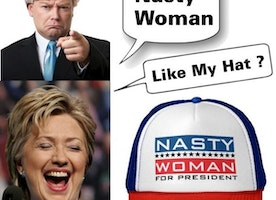 Nasty Woman Hat