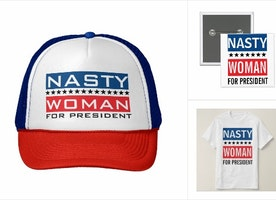 Nasty Woman Merchandise
