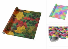 Colorful Wrapping Papers