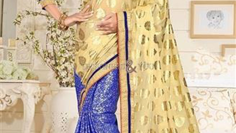 Stunning Indian Sarees New Designs With Hot Blouse For Party Wear Onli...