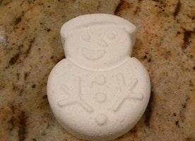 Snowman Bath Bomb Set