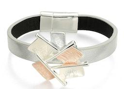 Squared Pieces Bracelet