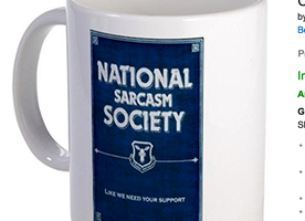 Are you all a fan of this mug? Pretty funny.