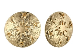 Earrings - Yellow Gold