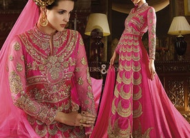 Buy Latest Designer Anarkali Suit With Price Discounted For Teen Girls By Designersandyou