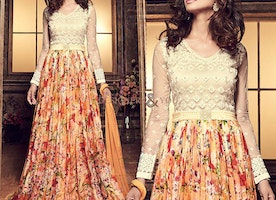Indian Party Gown Design At Best Price Online Shopping For Young Women By Designersandyou