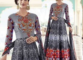 Designer Indian Gown Online For Engagement Function At Cheap Price By Designersandyou