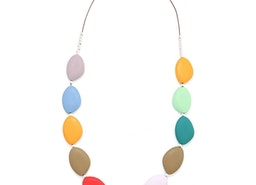 Stones Necklace - Multi