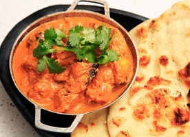 Chicken Tikka Masala with a Twist