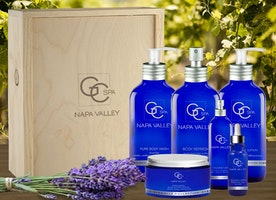Spa Gift Box Set, from the GC Napa Valley Collection