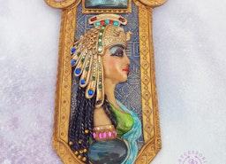 Ancient Egyptian necklace Claeopatra