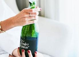 2016 Finke's Widow Sparkling Chardonnay