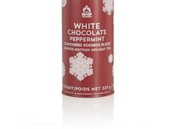 Teavana Limited Edition White Chocolate Peppermint Tea Tin