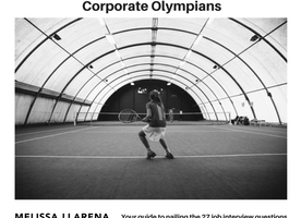 The Interview-Strategy Playbook for Corporate Olympians