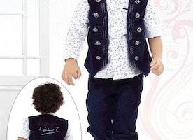 Cool Boy's Full Suit