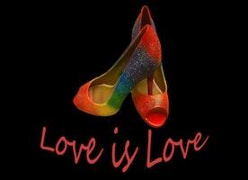 Love is Love Heels
