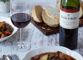 Stay Warm With The Slow Cooker Boeuf Bourguignon Recipe