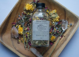 Herbal Dream Steam-Facial Steam that promotes vivid dreams & raises your awareness