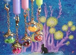 glass ball mini fruit ink pen cute crystal ball glass globe pen apple watermelon kiwi strawberry orange fruit theme gift sign pen cool gift
