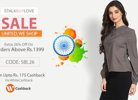 StalkBuyLove Republic Day Offer