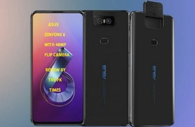 Asus Zenfone 6 Specs, Price and The Giant with 48mp Flip Camera