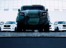 ARTAN ARMORED VEHICLES - UAE