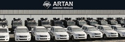 Artan Military and Civilian vehicles.