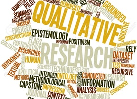 Qualitative research excellence challenges us to keep improving