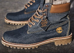Timberland x White Oak: American heritage brands showcasing innovative style