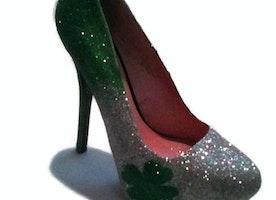 Shamrock Heels