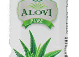 Value of coconut aloe vera drink from alovi.co.uk