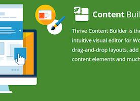 Thrive Content Builder - is it Best Content Builder Wordpress Plugin?