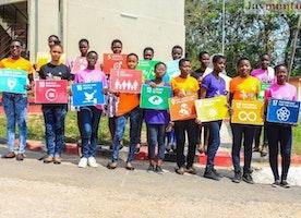 Global Goals for the Greater Good:  World Merit Ghana Raises Awareness of the UN's Sustainable Development Goals: