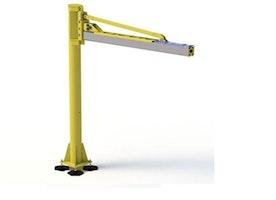 What Makes Custom Built Jib Cranes More Demanding Worldwide?
