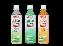 Overall 30% real aloe vera pulp premium aloe drink