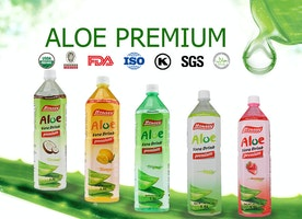 Houssy aloe vera pulps products
