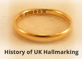 A Brief history of UK Hallmarking