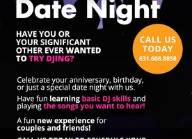 "Spin DJ Academy Introduces ""Date Night"" at Brand New Rockville Centre Location"