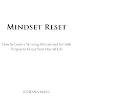Mindset Reset Book Cover
