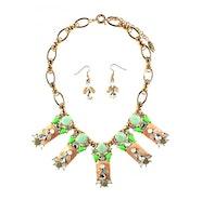 Beautiful Multicolour Necklace set
