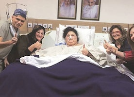 Eman Ahmed Loses over 100 kgs After Undergoing Sleeve Gastrectomy in India & Now Able to Sit on Her Own