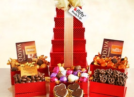 The Art of Giving Food Gift Baskets