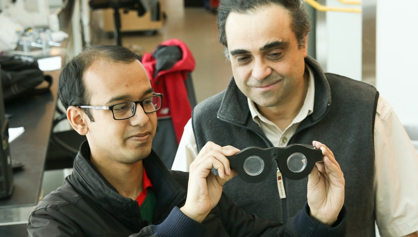 New Smart Glasses Adapt To Your Eyes