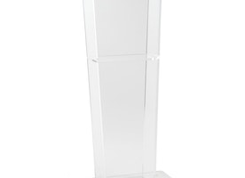 Acrylic Podium on Rent for Special Events & Parties in NYC