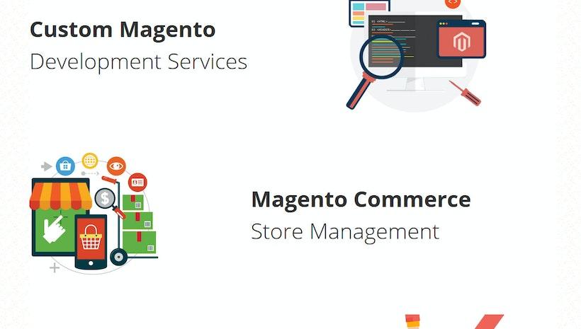 Magento Development - Complete your online eCommerce Store