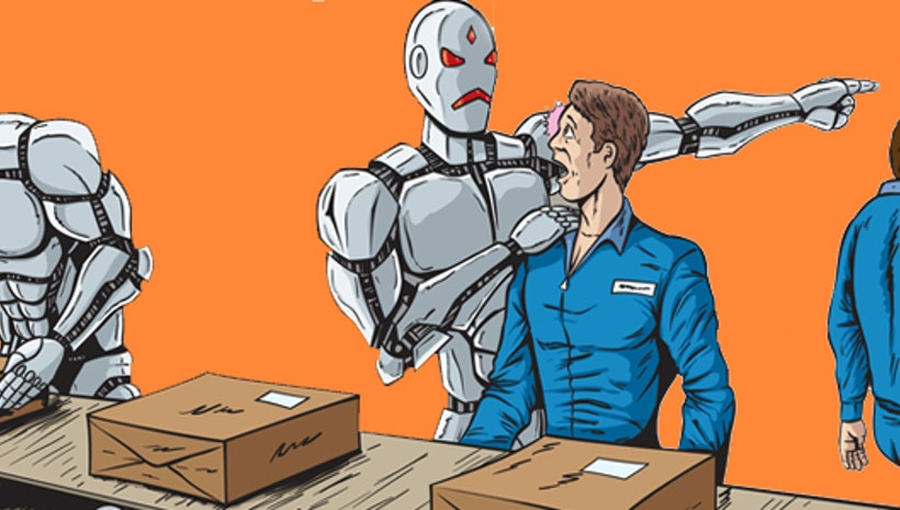 Which Jobs Robots Will Take First?