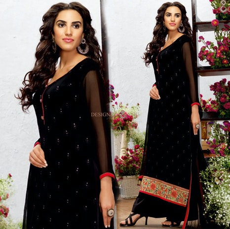 77cccbb88 Pakistani Dresses Designs: Party Wear Designer Pakistani Suits Boutique  Style Straight Salwar Kameez