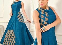 Designer Anarkali Suits Online: Party Wear Anarkali Dresses Designs 2017 Latest Fashion Collection