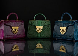 Fursan handbags: Elegance combined with unique elements